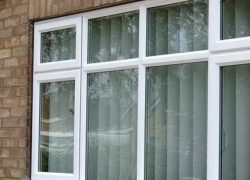 Пластиковые окна с форточкой