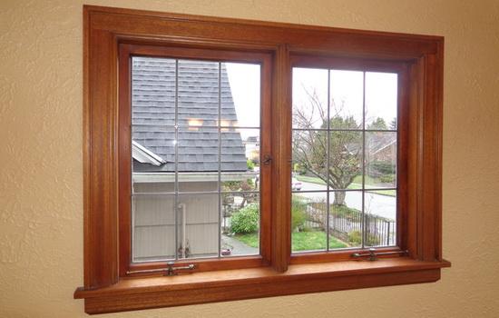 Как выбрать деревянное окно. Критерии правильного подбора