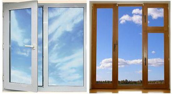 Какие окна лучше пластиковые или деревянные. Сравнение двух вариантов