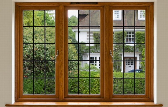 Деревянные окна со стеклопакетом - экологичны и функциональны