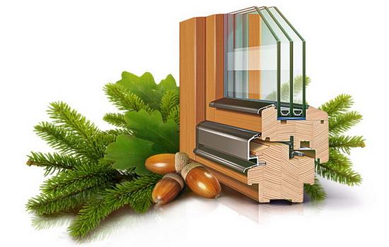 Типы используемой древесины