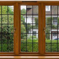 Деревянные окна со стеклопакетом – экологичны и функциональны
