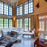 Какие окна выбрать в дом из бруса