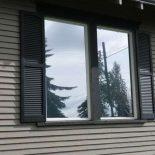 Зеркальные окна в частном доме. Виды и возможности